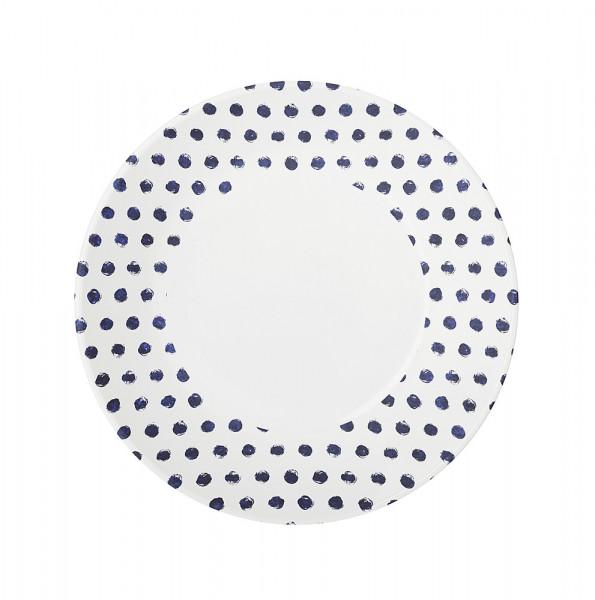 Müslischale Mix and Match Durchm. 14,4 cm blau/weiß
