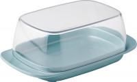Butterdose mit transparentem Deckel