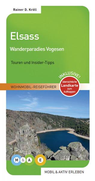 Reiseführer Wohnmobil Elsass