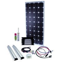 Solaranlage Kit Base Camp Perfect SDU20 120 W / 12 V