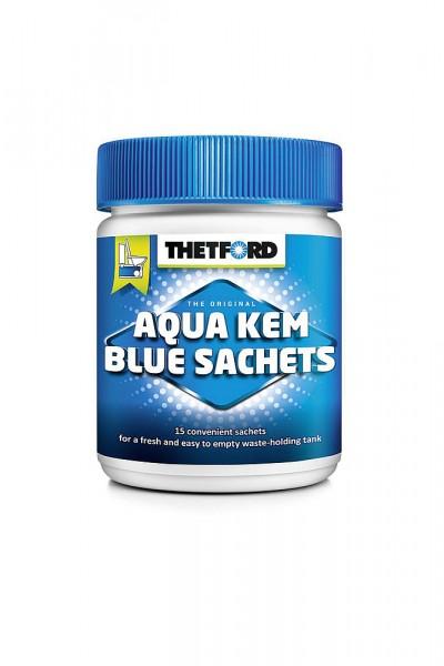 Thetford WC-aine AQua Kem Sachets 15 pussia - WC-nesteet. pussit ja muut aineet - 9976015 - 3