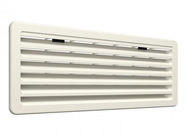 Thetford jääkaapin tuuletusritilät 480 x 180 mm valkeat - Kylmälaukut ja varusteet - 9981693 - 2