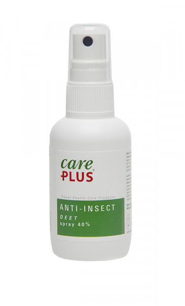 Insektenschutz Anti-Insekt Deet Spray, 40 %, 100 ml