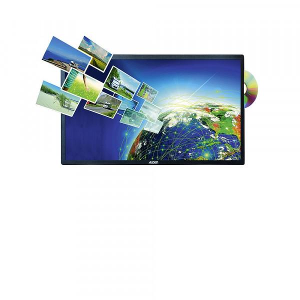 Satanlage AS2 80 Platinium inkl. HD-Steuermodul und Smartwide LED TV