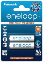 Batterie aufladbar Eneloop 1,2 V AA