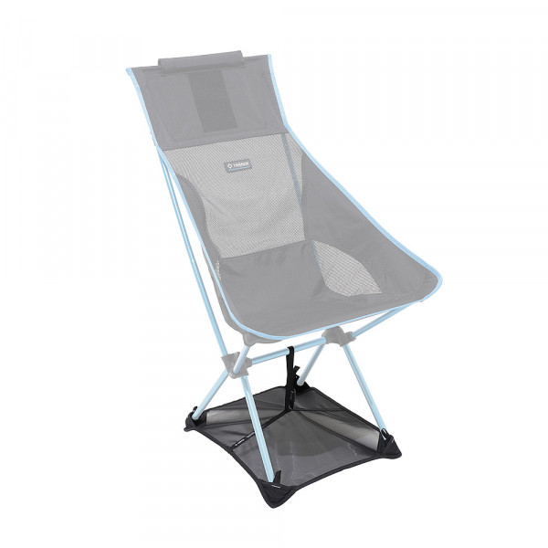 Unterlage Groundsheet für Stuhl Sunset Chair black