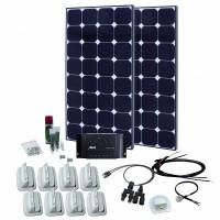 Solaranlage SPR Caravan Kit Solar Peak PRS15 240 W / 12V