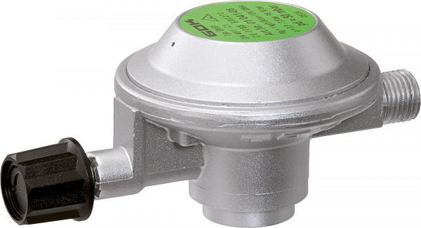 Niederdruckregler Typ EN61 1,0 kg/h Gas-Kart. X G 1/4 LH-KN