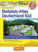 Stellplatz-Atlas Promobil Deutschland Süd 2018 / 2019
