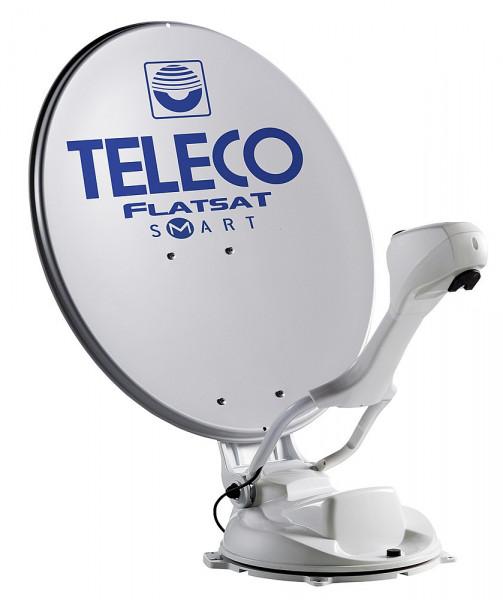 Automatische Satanlage Flatsat Elegance BT 65 SMART + TV TEK 19D RV