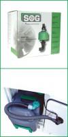 Toilettenentlüftung Bodenvariante für Thetford C 500