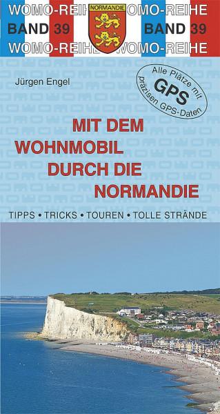 Reisebuch Womo Normandie