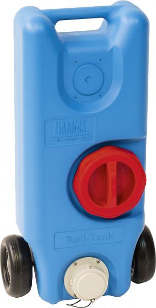 Roll-Tank 40 l Frischwasser blau
