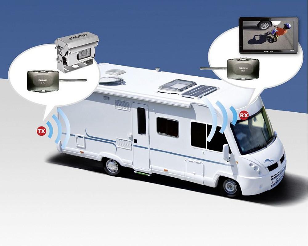 Funkmodul Car Guard   Navigation mit Rückfahrkamera   Navigation ...