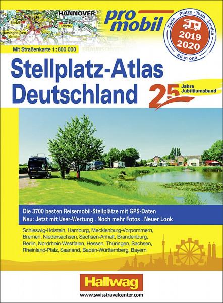 Stellplatz-Atlas Deutschland 2019 / 2020