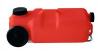 Kompaktwassermobil 24 l , orange