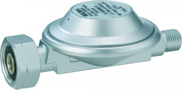 Niederdruckregler Typ EN61 1,5 kg/h 50 mbar Shell x G1/4 LH-KN