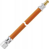 Mitteldruckschlauch Überwurfmutter G 1/4 x LH-ÜM Stecknippel STN