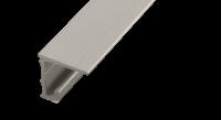 Tischaufnahmeleiste Alu 80cm