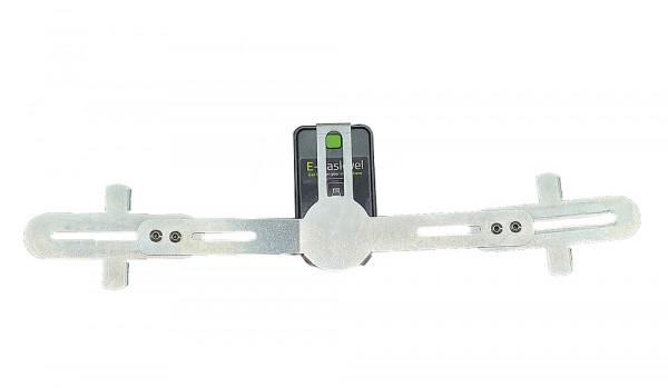 E-Gaslevel Adapter für Alugasflaschen