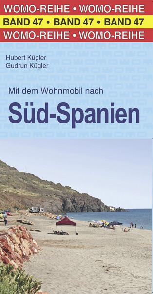 Reisebuch Spanien Süd