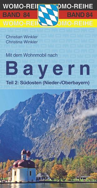 Reisebuch Bayern Südosten