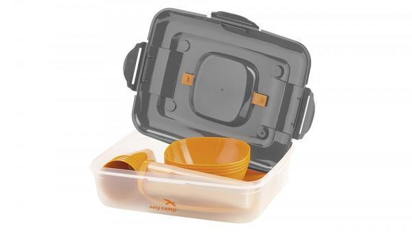 Picknick Box Cerf, 4 Personen, Fb. orange
