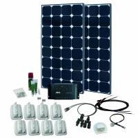 Solaranlage SPR Caravan Kit Solar Peak Three 6.0 / 2 x 110 Wp