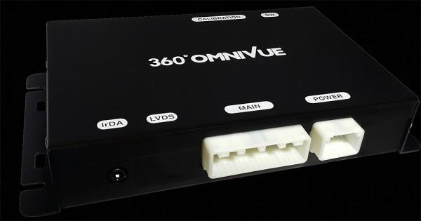 Rückfahrvideosystem Omnivue-Pro