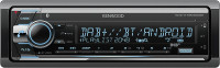 Radio KDC-X7200DAB 1-DIN