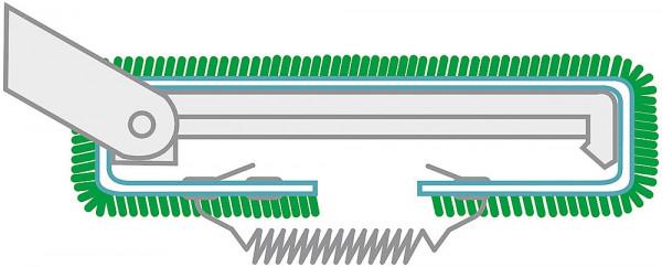 Fußmatte Clean-Step