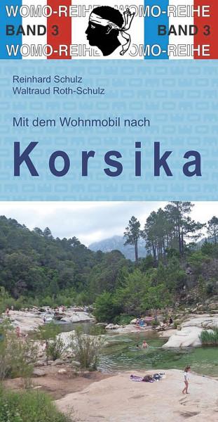 Reisebuch Korsika