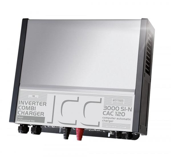 Wechselrichter Lader-Kombi 3000 Si-N inkl. Remote Control