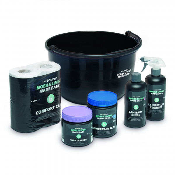 "Comfort Paket ""Sanitation Products"""