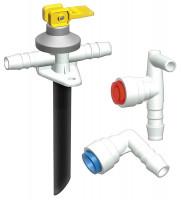 Wasseranschluss Set ABO Tannenbaum System