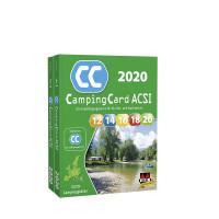 CampingCard-Führer 2020 deutsch
