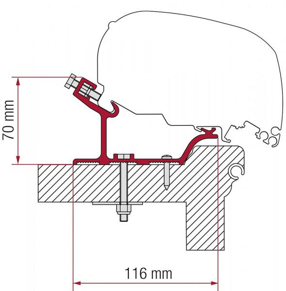 Adapter Kit Hoyy Easy /Ontour