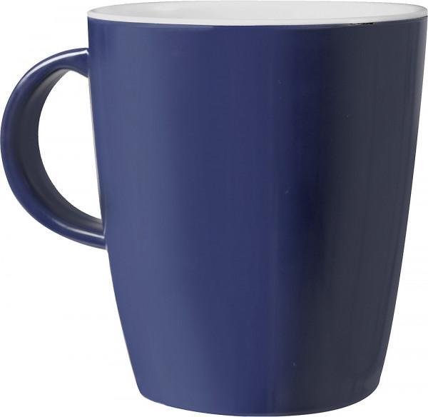 Henkelbecher ABS Resylin dunkelblau 300 ml
