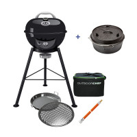 Camping-Set Gaskugelgrill Chelsea 420 G