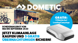 Dometic Banner