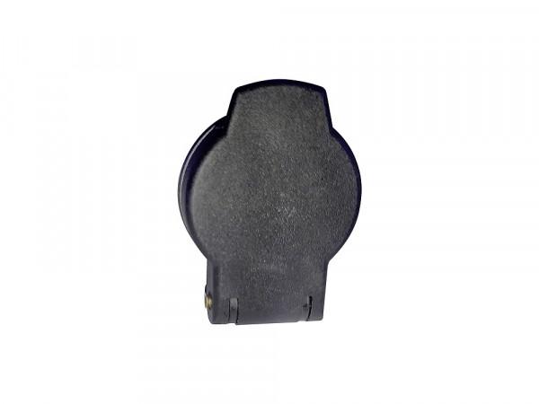 Einbau-Normsteckdose Metall 16 A / 12 - 24 V