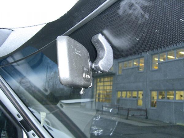 Verdunklungssystem REMIfront III Mercedes Sprinter NCV3, grau
