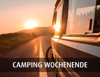 Camping Wochenende