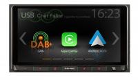 Infotainer Z-N528 -2DIN mit Apple CarPlay & Android Auto