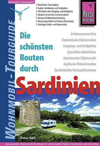 Wohnmobile Tourguide Know-How Sardinien