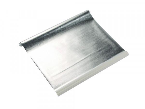 Sonnenschutzrollo REMIsun, cremeweiß / silber