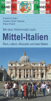 Reisebuch Mittel-Italien