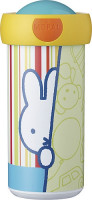 Kinder Verschlussbecher Campus 300 ml Miffy bunt