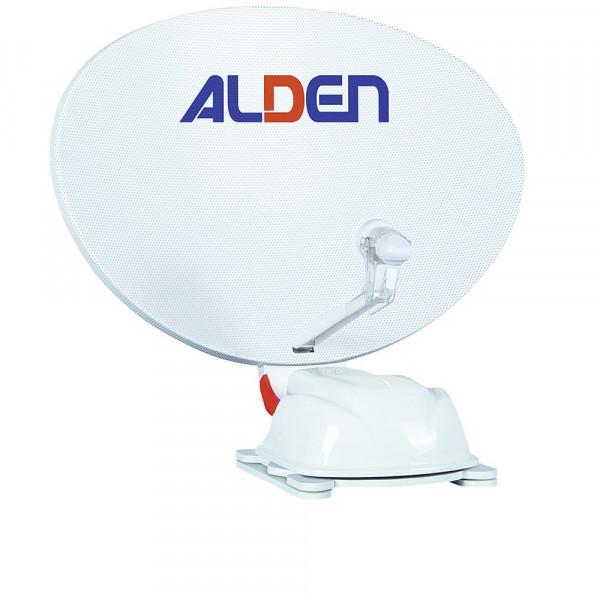 Satanlage AS2 60 Platinium Skew/GPS inkl. HD-Steuermodul und Smartwide LED TV