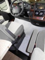 Fußraumisolierung Fiat Ducato X250 ab 2007 / X290 ab 2014, keine Wannenform